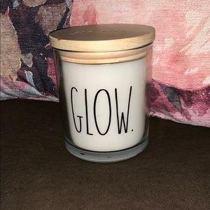 "COPY - Rae Dunn ""Glow"" Candle"